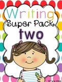 Writing Super Pack Two {10 activities}