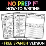 Procedural & How-To Writing Toolkit (English & Spanish)