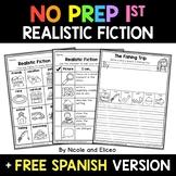 Realistic Fiction Writing Toolkit (English & Spanish)