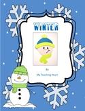 Writing Unit with Craftivity: Winter