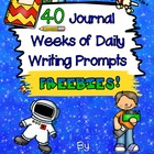 Writing Weekly Journal FREEBIE