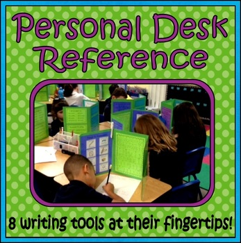 Writing Workshop / Personal Desk Reference (8 tools in 1)