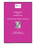 Writing a Report of Information