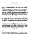 Writing the College Application Essay - Student Packet - N