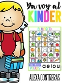 Ya Voy al Kinder (Kinder Helper in Spanish)
