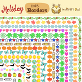 Year Holiday Borders