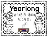 Yearlong Writing Portfolio Scrapbook