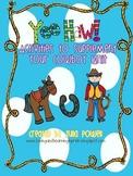 Yee-Haw! Cowboy Math and Literacy Activities