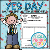 Yes Day!...Literacy Activities