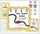 "You ""Auto"" Know! - au, al, aw, augh words"
