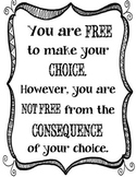 "{FREEBIE} ""You are free to make your choice""/ Inspiration"
