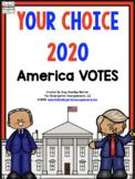 Your Choice:  Kindergarten Votes 2012