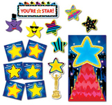 You're a Star! Mini Bulletin Board Set - Hollywood Themed