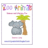 Zoo Math and Literacy Fun