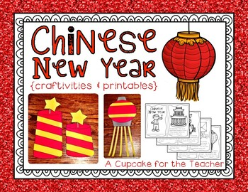 chinese new year {craftivities & printables}