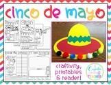 Cinco de Mayo {Craftivity & Printables}