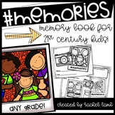 hashtag #memories an end of year memory book for the 21st