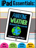 iPad Essentials- Analyzing Weather