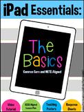 iPad Essentials The Basics