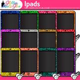 iPad Tablets Clip Art