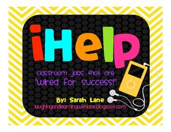 iPod Classroom Jobs