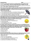 inferencing skills activity