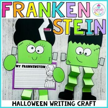 my frankenstein {a craftivity}