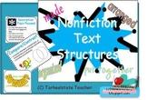 nonfiction text structures introduction powerpoint nonfiction