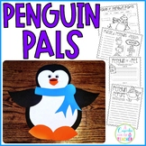 Penguin Pals {Craftivity & Printables}