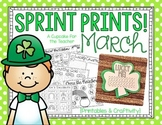 Sprint Prints! March {Printables & Craftivity}