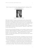 sub plan #5 Napoleon Bonaparte  (in Eng) for French/cultur