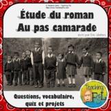 Étude du roman - Au pas camarade by Eric Walters