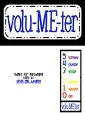 volu-ME-ter - Classroom volume levels
