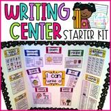 writing center starter kit! {printables}