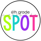 6th Grade Marks the Spot
