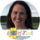 A Burst of First by Deirdre Eldredge