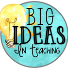 Big Ideas in Teaching