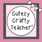 Cutesy Crafty Teacher