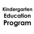 Kindergarten Education Program