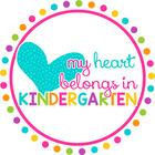 My Heart Belongs in Kindergarten