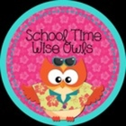 School Time Wise Owls