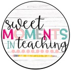 Sweet Moments in Teaching