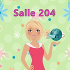 Teaching in Salle 204