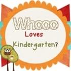 Whooo Loves Kindergarten