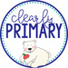 Clearly Primary by Jill Bell